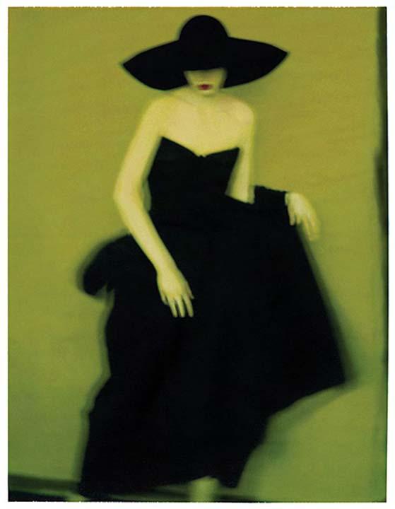 Sarah Moon, Fashion 9, Yohji Yamamoto, 1996