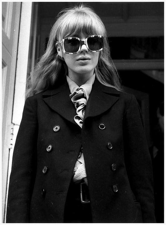 Marianne Faithfull, UK, 1967