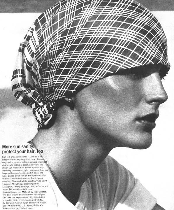 Anne Holdbrook, Kourken Pakchanian, Vogue US, July, 1973