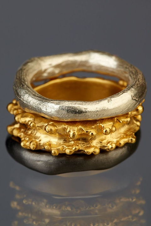Rings and Bangles, Andrea Gutierrez