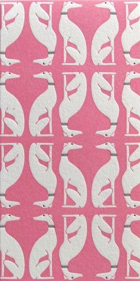Pink Greyhound, Elum Deisigns