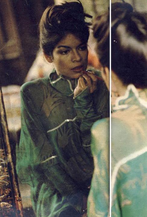 Bianca Jagger, 1970s