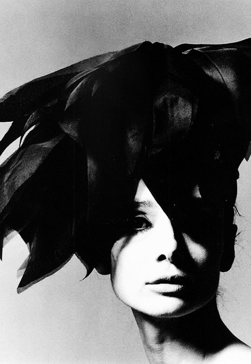 Audrey Hepburn, Bert Stern, Paris Vogue 1964