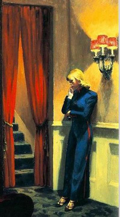 NewYork Movie, Edward Hopper, 1939