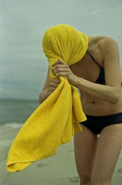 Towel, Valeriy Shibanov, October 2009