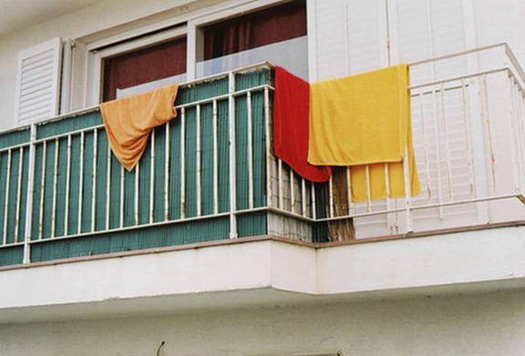 Balcony Blocks, Romain Courtemanche, Patternity, 2013