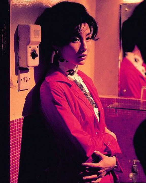 Maggie Cheung, In the Mood For Love, 2000