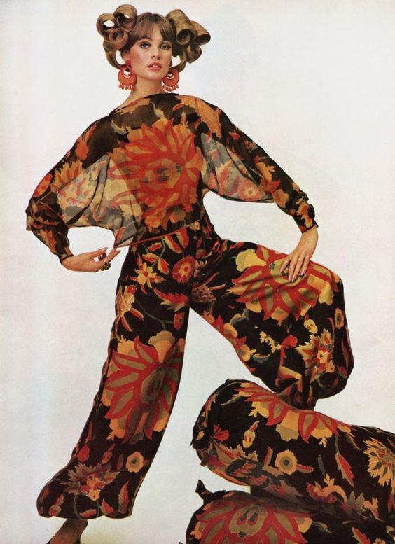 Jean Shrimpton, David Bailey, 1965