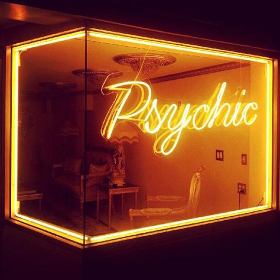 Psychic Neon in San Francisco California
