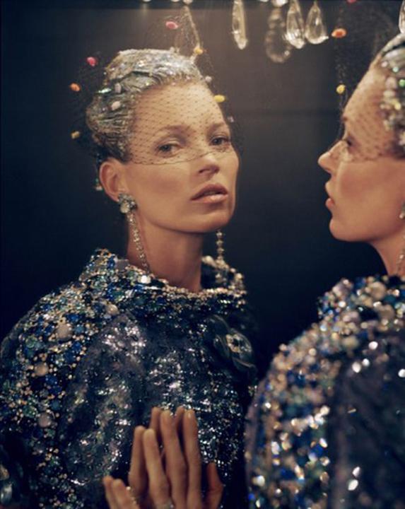 Kate Moss, Tim Walker, American Vogue 2012