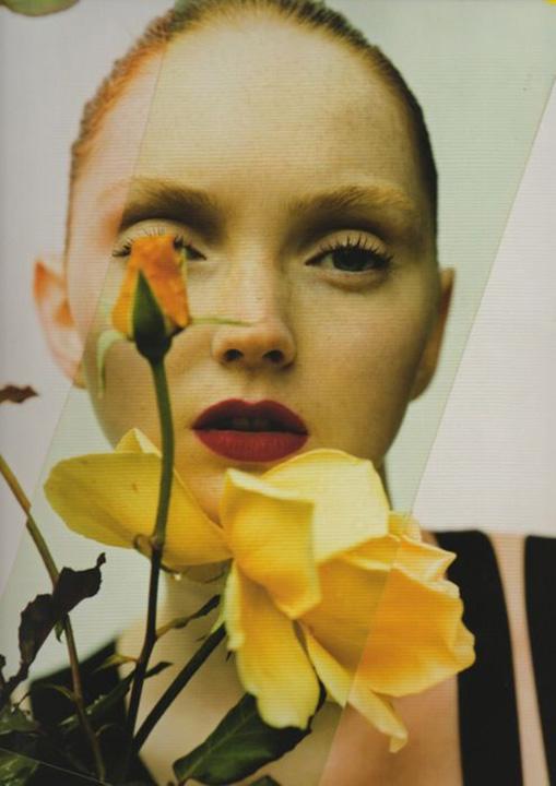 Lily Cole, Tim Walker, I-D Magazine, 2006