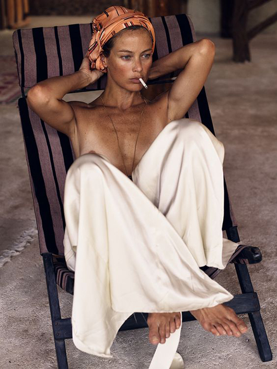 Carolyn Murphy, Mikael Jansson, Interview, March 2016