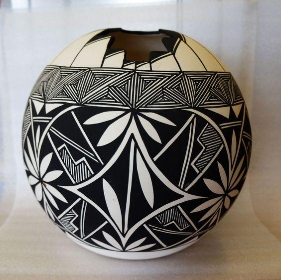 Acoma New Mexico Pottery
