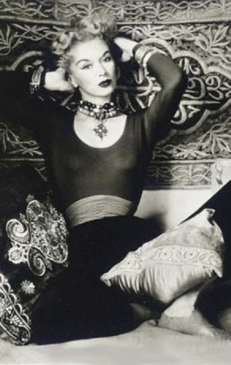 Lisa Fonssagrieves-Penn, Irving Penn, Vogue 1951