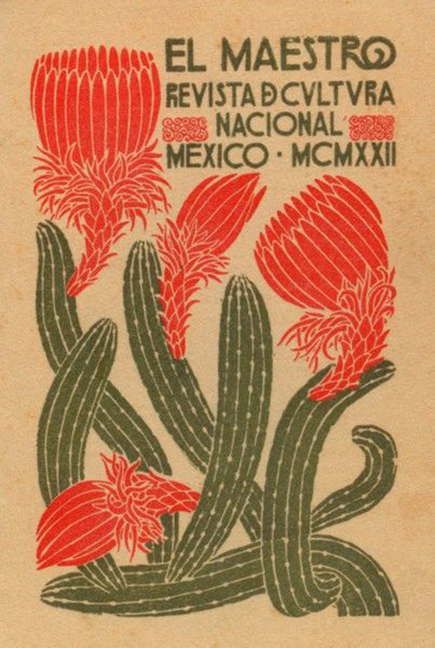 Vintage Mexican Poster