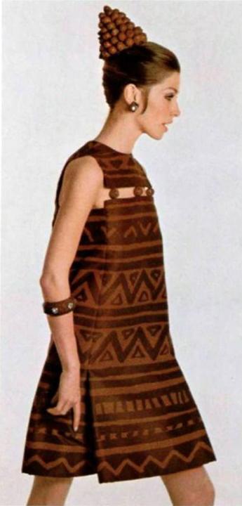 Christian Dior, L'Officiel 1967