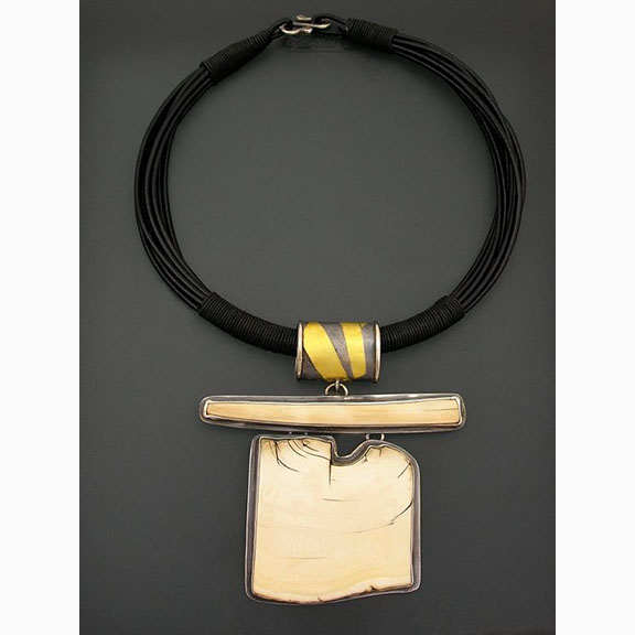 0122b Patricia McCleery, Necklace, Mammoth Ivory.jpg
