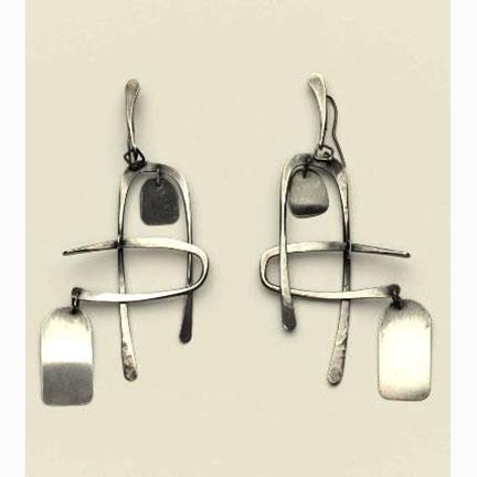 0126a Art Smith, Earrings, Silver .jpg
