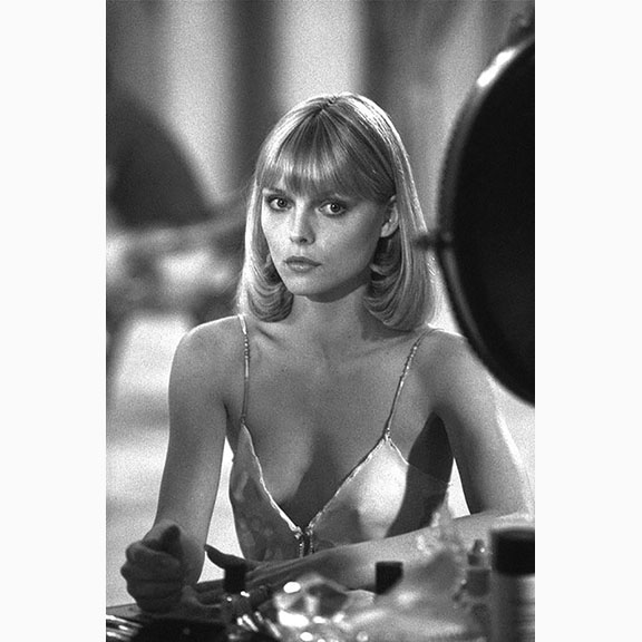 Michelle Pfeiffer, Scarface, 1983