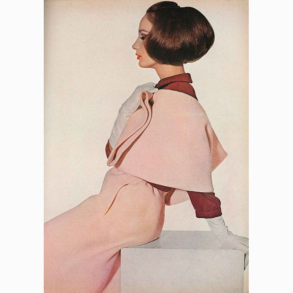 Vogue, March, 1964