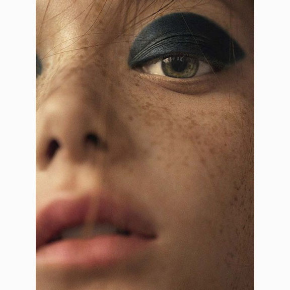Karim Sadli, Sara Grace Wallerstedt, Vogue Italia, January 2018