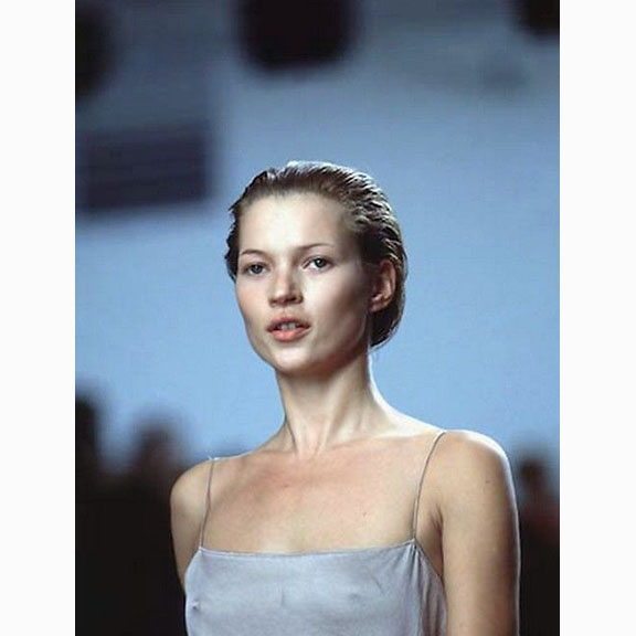 Calvin Klein F/W 1998/99, Kate Moss