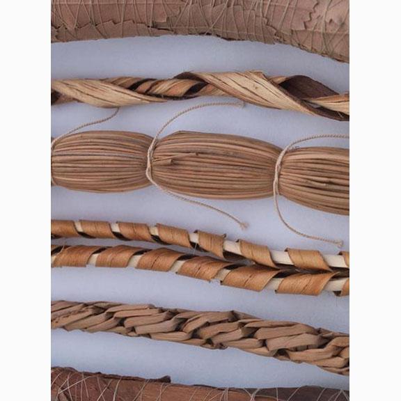 Tim Johnson, Basket Weaving, This n' That Selection Detail, 2000