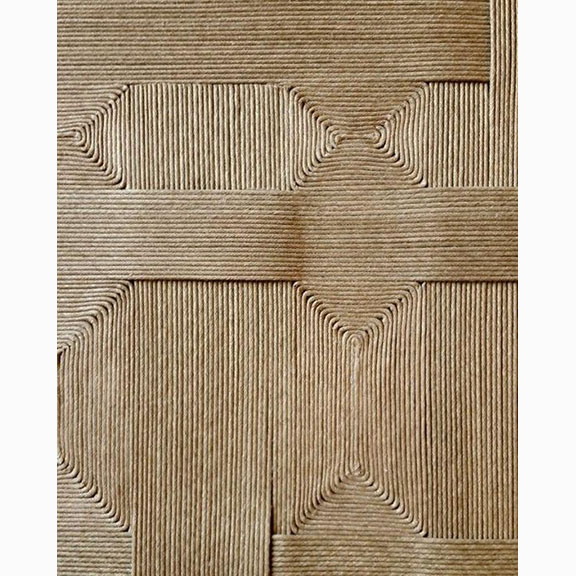 Veronique De Soultrait, Diamon Rope Panel