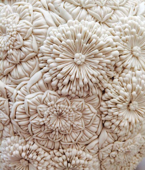 Hitomi Hosono, Floral Sculpture
