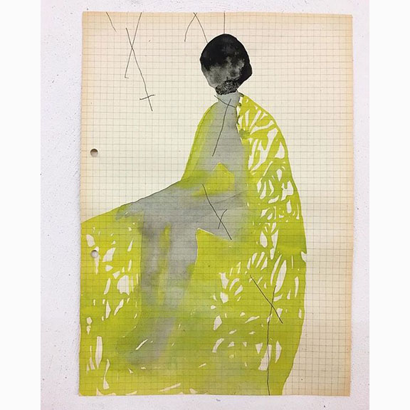 Tina Berning, diary 12.14.17, the coat III