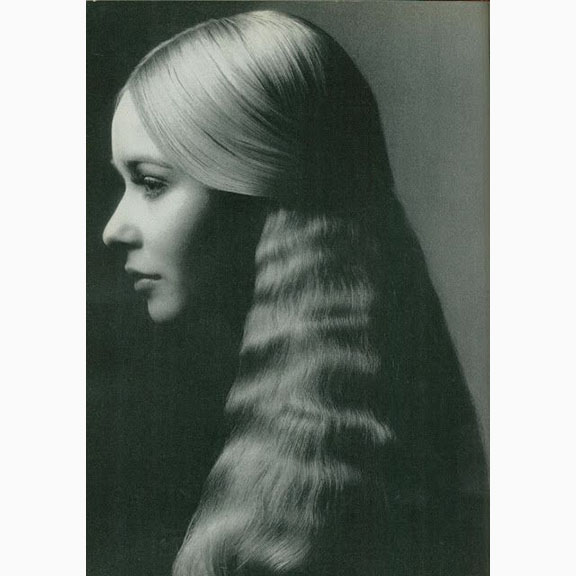 Talitha Getty, Vogue, Italia 1970