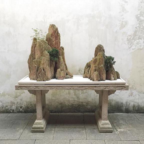 Rock Display, Suzhou, China