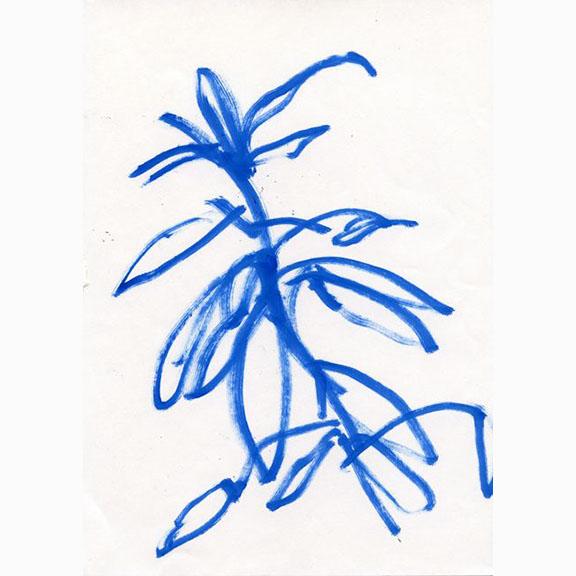 Unknown Sketch by J. Annie Williams