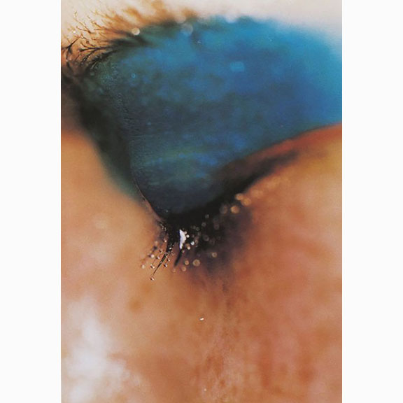 Marilyn Minter, Devon Aoki, Versace Magazine #2, Fall 2002