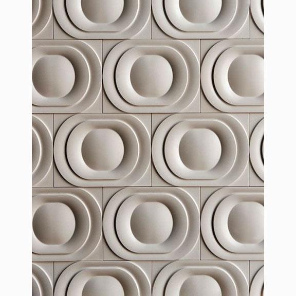 Walker Zanger, Tactile Tiles Made by Kaza Concrete
