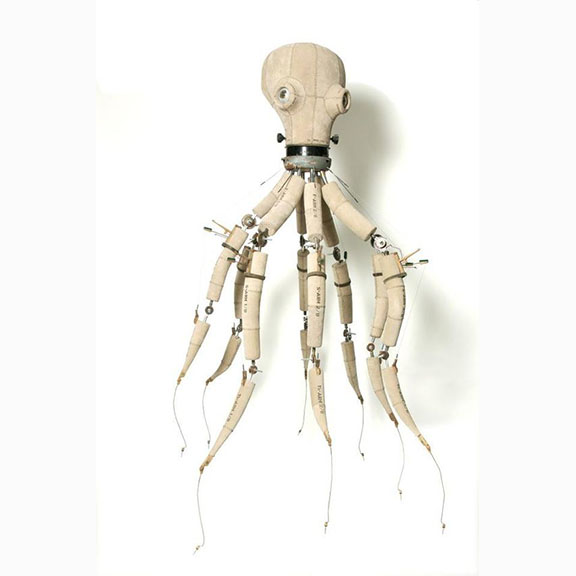 Unknown Octopus Puppet