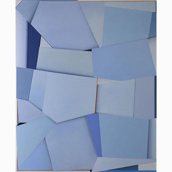 Enrico Bach, KHB, 2015, Oil on Canvas