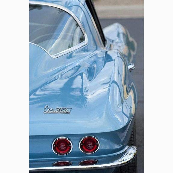 Unknown Photograph 1967 Chevrolet Corvette