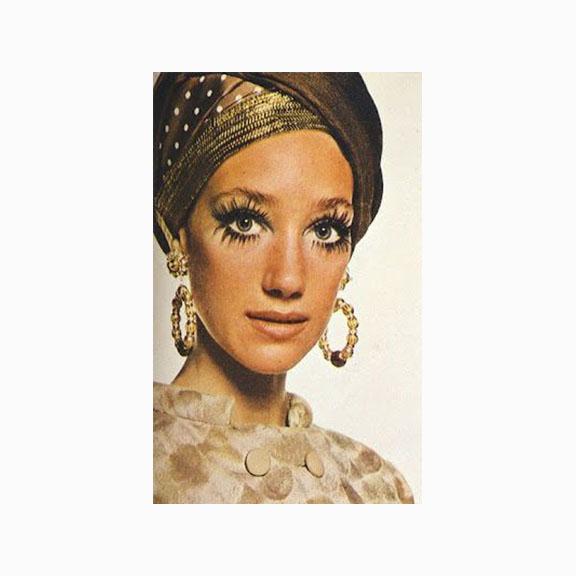 David Bailey, Marisa Berenson, British Vogue, September 1968