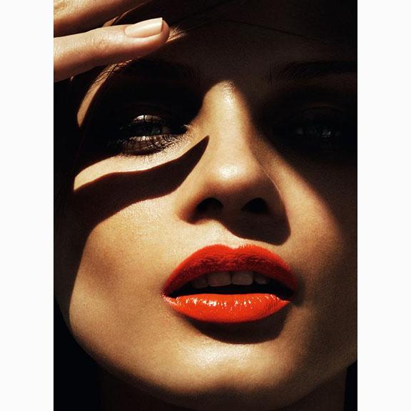 Marcus Ohlson, Anna Selezneva, Harpers Bazaar Germany, June 2015