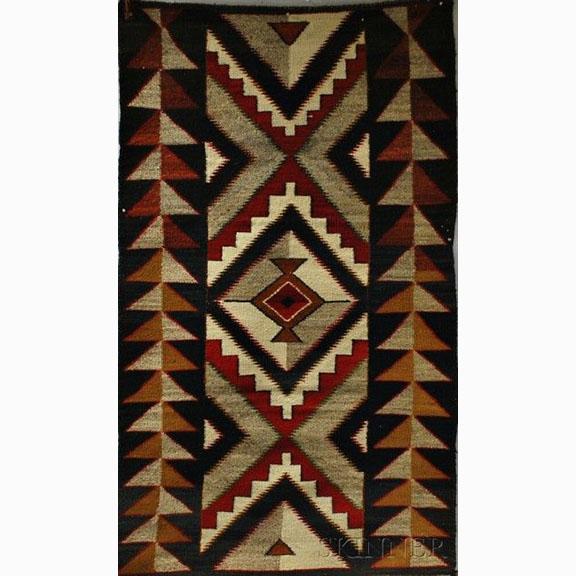 Unknown Navajo Woven Textile