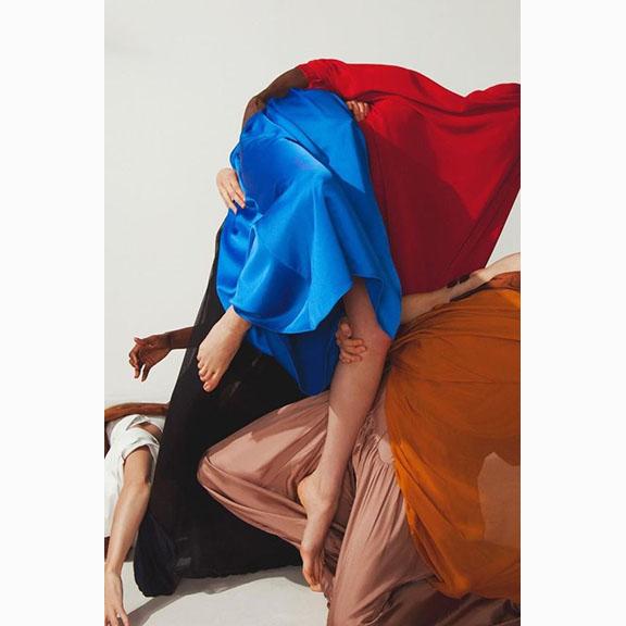 Jilien Vallon, Mie Nyhuss, Victoria Carillo, NR Magazine, Dance Dance Dance, 2018