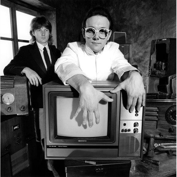 The Buggles, Geoff Downes, Trevor Horn, Video Killed the Radio Star, 1979