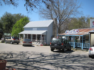 Wimberley Shopping Square