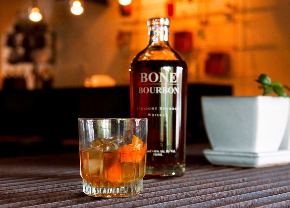 Bone Spirits: Bourbon