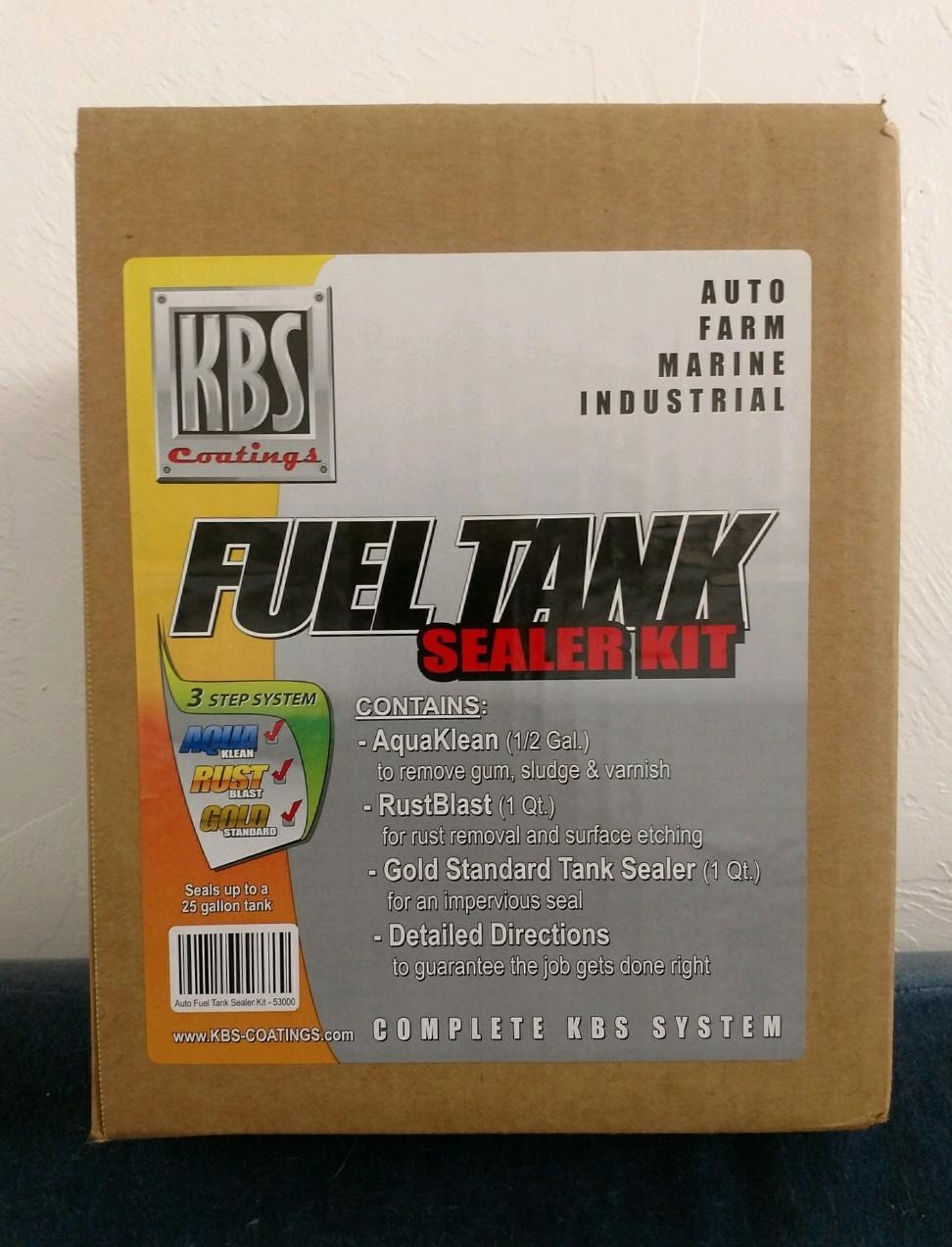 Fuel Tank Sealer Kit