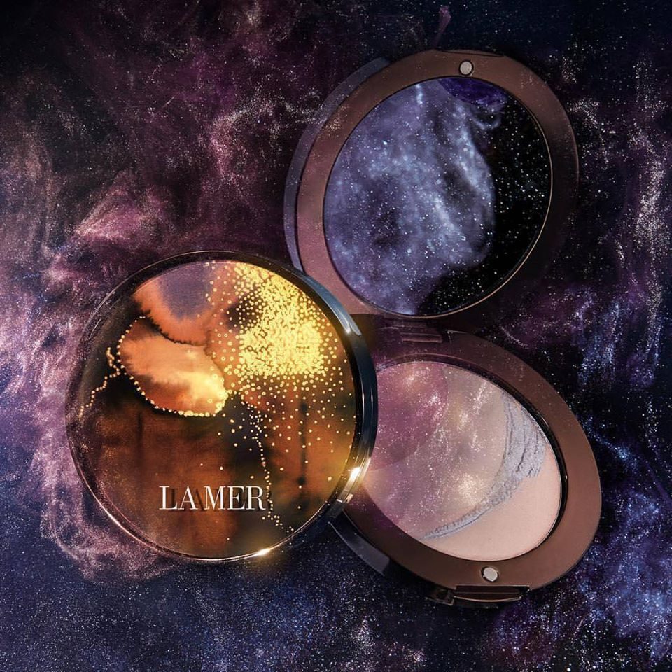 Creme De La Mer Limited Edition Cosmos design.   Read more here.