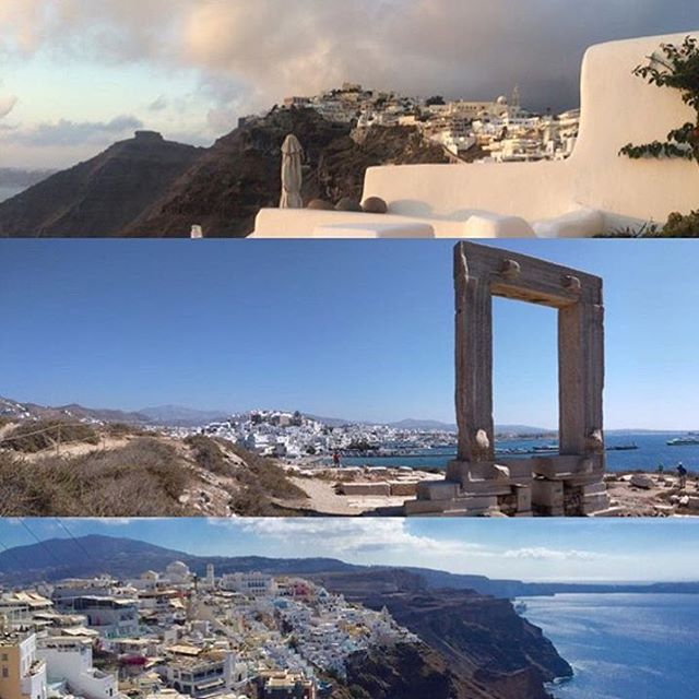 Check out more of the amazing #Greece views on tonight's episode of #BelowDeckMed !! #belowdeckmediterranean #IonianPrincess #bravotv #Mykonos