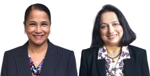 DR. AMY AMPEY & DR. ZARINA HUSSAIN
