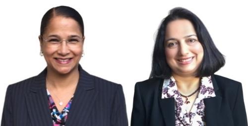 DR. AMY AMPEY & DR. ZARINA HUSSAIN